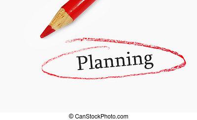 planification, cercle
