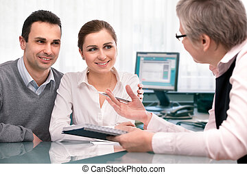 planification, consultation, financier