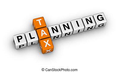 planification, impôt