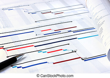 planification projet, documents