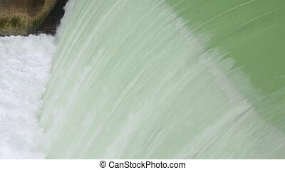 plante, énergie hydroélectrique