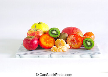 plat fruit