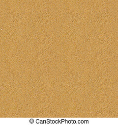 plat, seamless, jaune, sable, surface, texture.