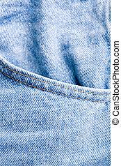 poche, jean