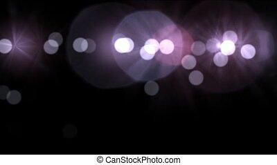 points, ligne, écoulement, lumière