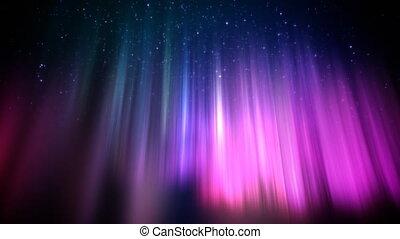 polaire, boucle, lumières