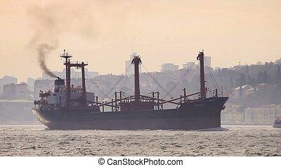 pollution, marin, air
