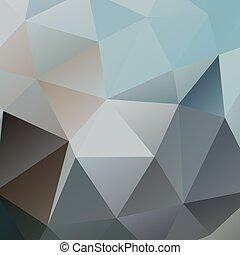 polygonal, géométrie, résumé, fond