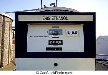 pompe d'alimentation, éthanol