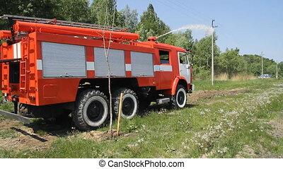 pompe incendie