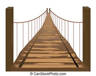 pont bois