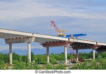 pont, envergure
