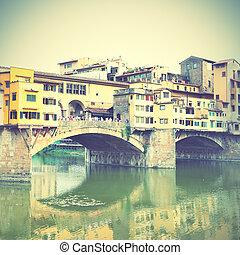pont vecchio, ponte