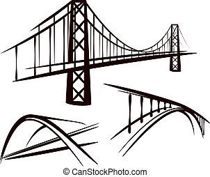 ponts, ensemble