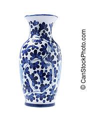 porcelaine, vase