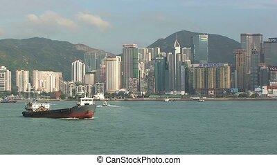 port, hong kong