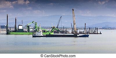 port, industriel