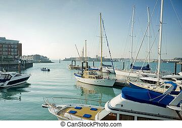 port, portsmouth