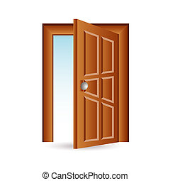 porte, icône