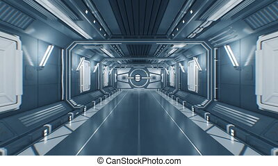 portes, light., résumé, par, dehors, voler, matte., fiction, animation, 3840x2160, blanc, 3d, ouverture, construction, en mouvement, alpha, hd, tunnel, science, métal, 4k, ultra, futuriste