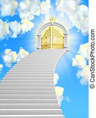 portes, paradis