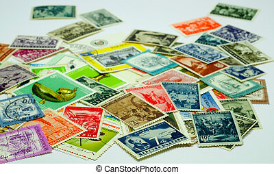 poste, timbres