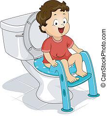 potty, siège