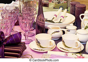 pourpre, kitchenware