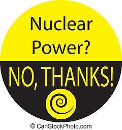 power?, nucléaire, non, thanks!