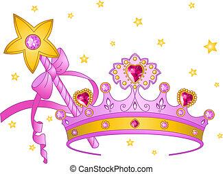 princesse, collectibles