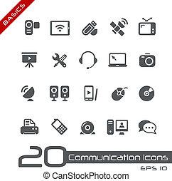 //, principes fondamentaux communication, icônes