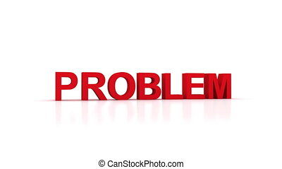 problème, écrasé