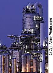 production chimique, facilité