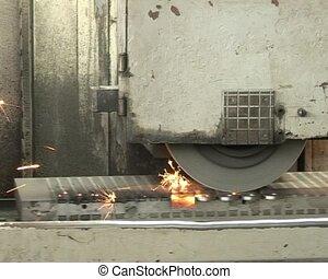 production, tour, usine