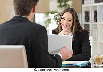 produit, client, vendeur, projection
