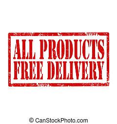 produits, tout, -stamp