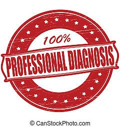 professionnel, diagnostic