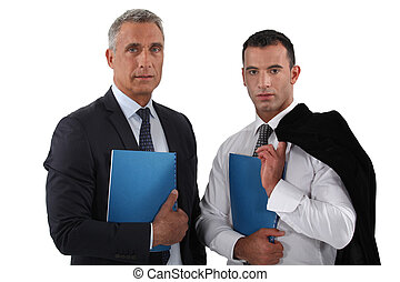professionnels, equipe affaires