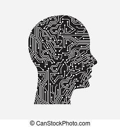 profil, circuit