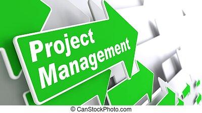 projet, concept., management., business