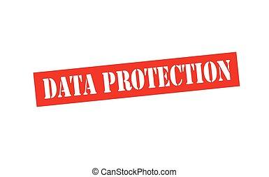 protection, données