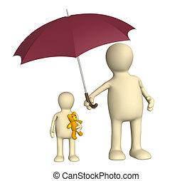 protection, enfance