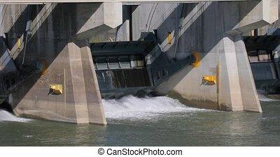 puissance, usine hydroélectrique