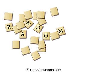 puzzle, aléatoire