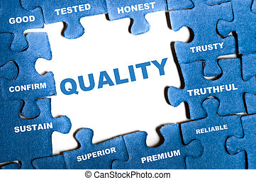 puzzle, qualité