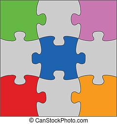 puzzle, solution