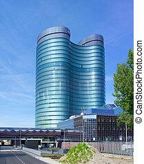 quartiers généraux, banque, hollandais