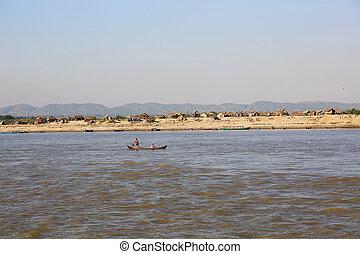 règlement, ayeyarwady rivière