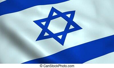 réaliste, drapeau israël