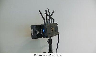 récepteur, technologie sans fil